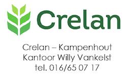 Logo - Crelan